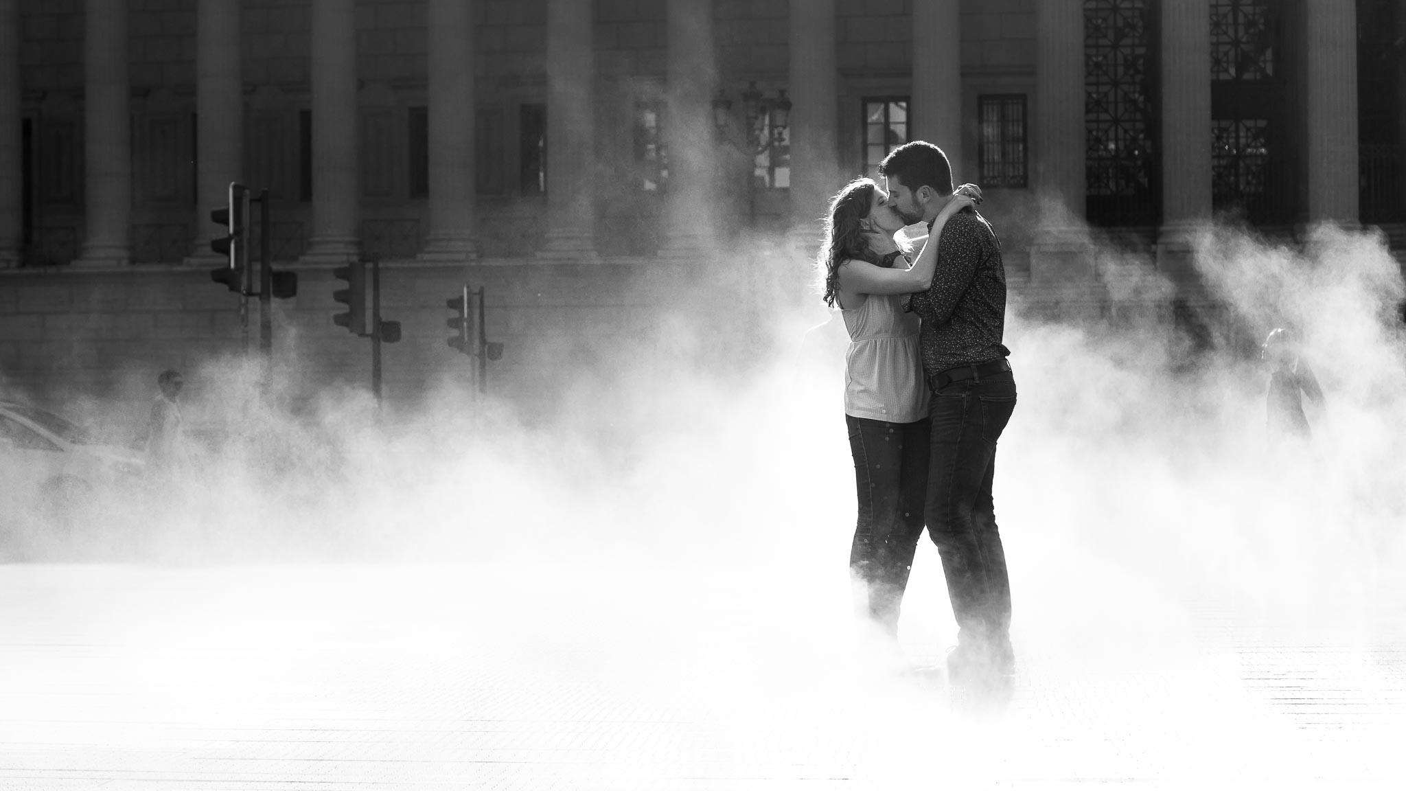 Séance engagement à lyon pour votre mariage à chaque forfait