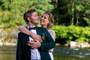 Mariage en Ardèche au domaine Le Moulinage