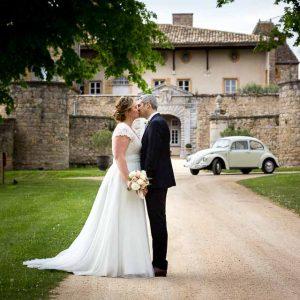 Photographe mariage Lyon - Rhône-Alpes - 69 - Mariés heureux